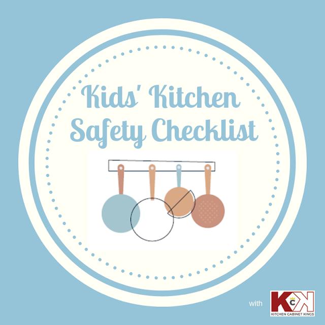 Kid-friendly kitchen safety checklist (free printable)