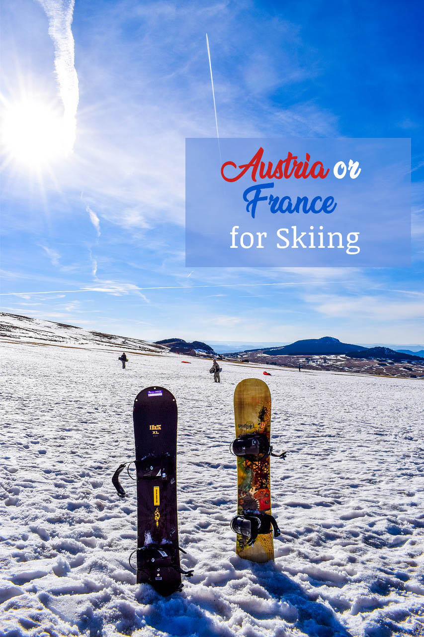 Both Austria and France have a long history as excellent ski destinations. Since the 1970's France has been the most popular destination for ski holidays due to its vast ski resorts with numerous facilities. However, Austria is growing in popularity due to its low costs and fantastic apres ski. This guide helps you pick the best ski destination to suit your individual needs.