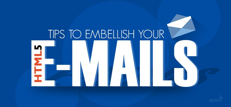 Tips to create Html5 Emails