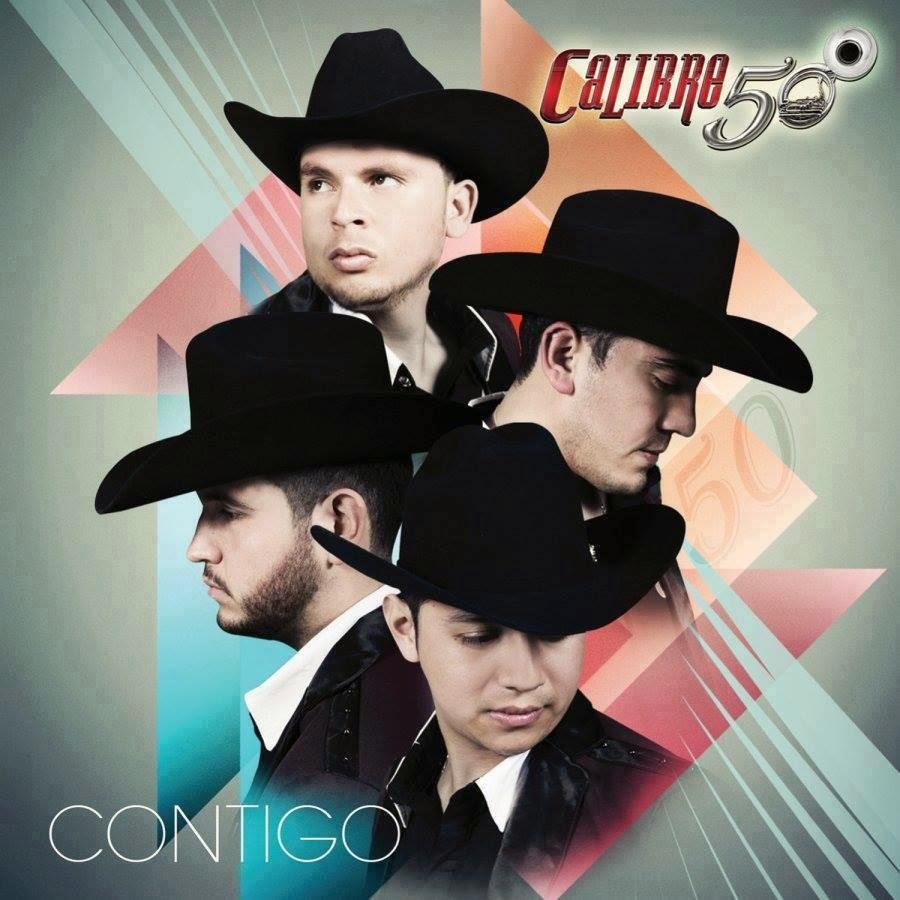 Calibre 50 - Contigo (Disco 2014)