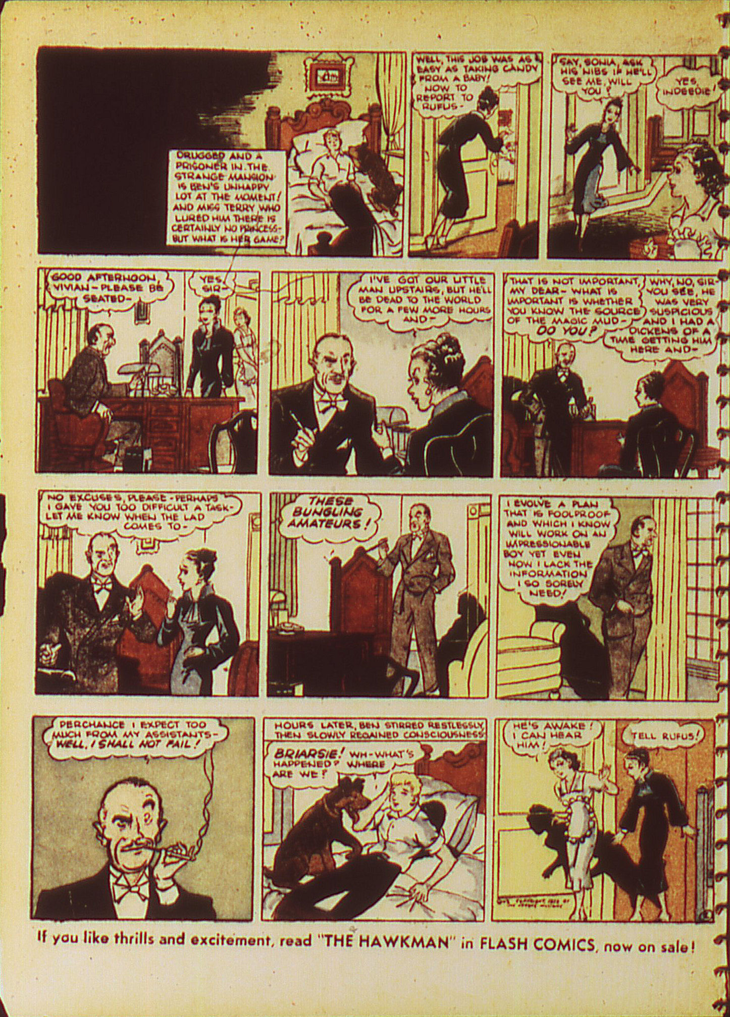 Read online All-American Comics (1939) comic -  Issue #16 - 30
