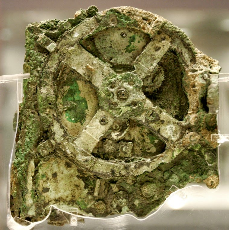 Antikythera Mechanism older than thought