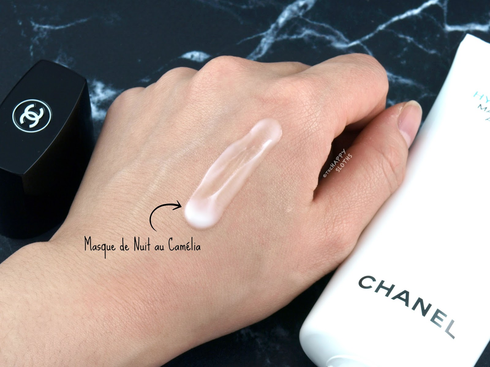 Chanel | Hydra Beauty Masque de Nuit au Camélia: Review