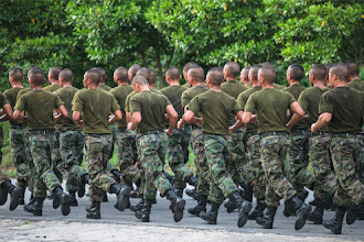 Leren lopen zoals de Special Forces & US Navy Seals: Long Interval