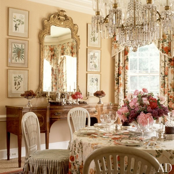 Traditionalhome Design Ideas: Eye For Design : Decorate With Soft Blush Tones