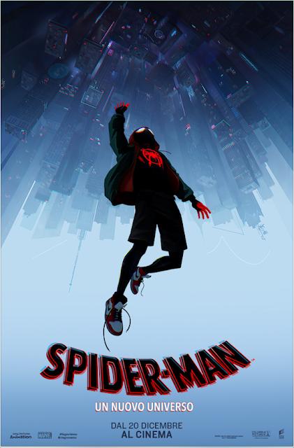 Spider-Man: Un Nuovo Universo Film
