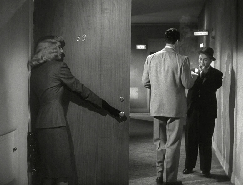 femme fatale double indemnity The role of each femme fatale is necessarily unique to each film,  double  indemnity, or touch of evil because it is b-grade and dirty to its core.
