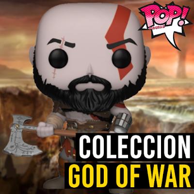 Lista de figuras funko pop de Funko POP God of War