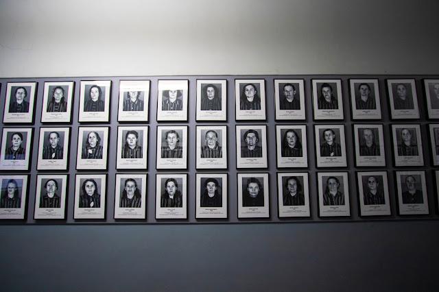 Foto detenuti-Campo di concentramento di Auschwitz