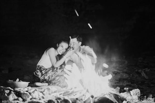 Chiêm ngưỡng bộ ảnh cưới thơ mộng trên đảo Lý Sơn - Hình 6
