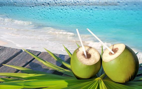 kokosolje som solkrem