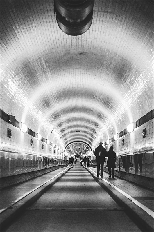 Stephanie Berger - Fotografie - Hamburg - Elbtunnel