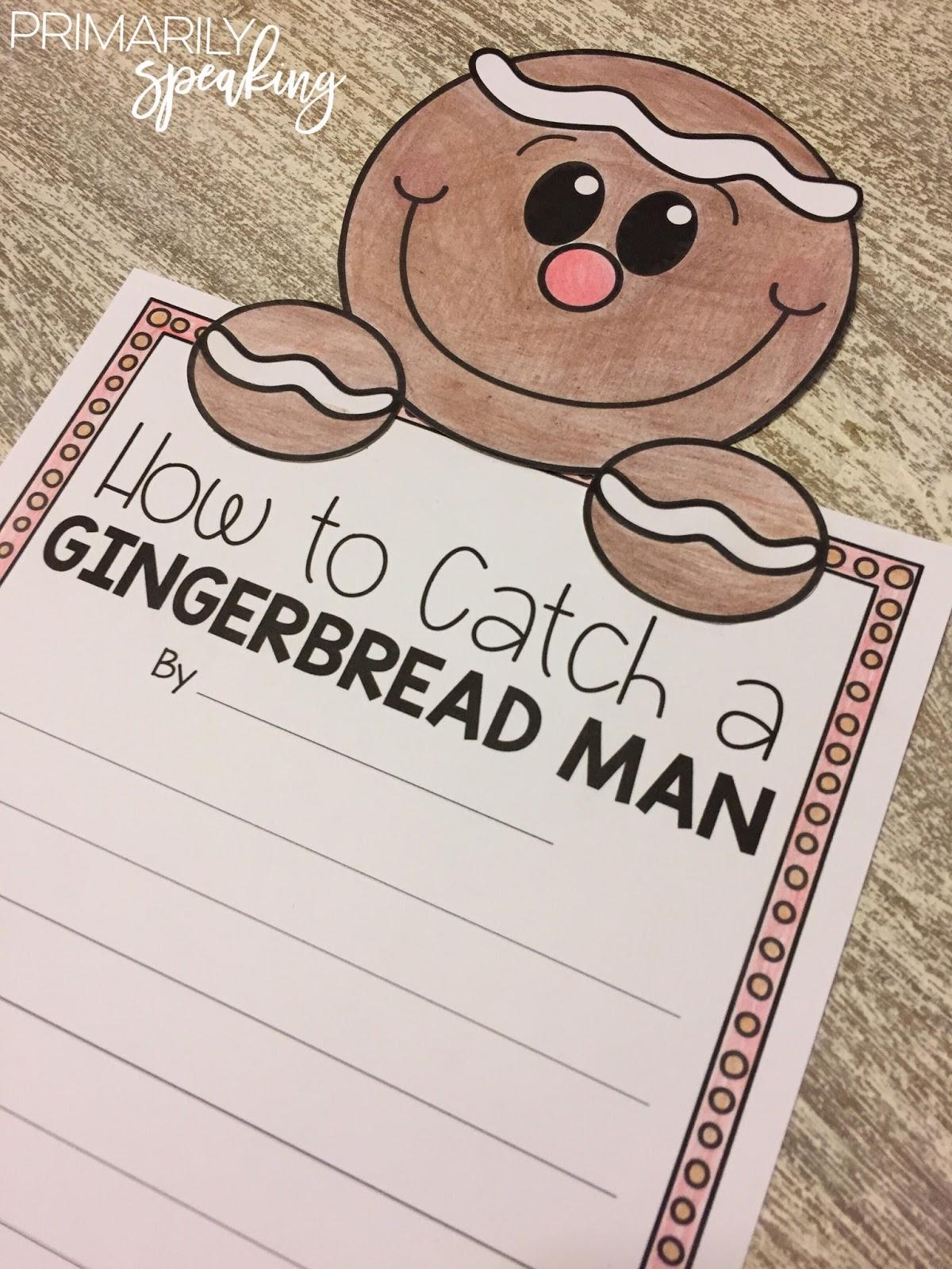 My Favorite Gingerbread Books