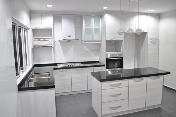 Lemari Kabinet Dapur Modern