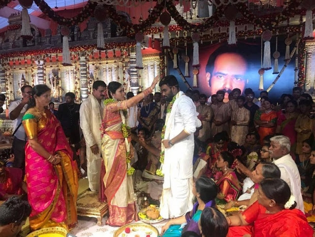 Minister-Paritala-Sunitha-Son-wedding2