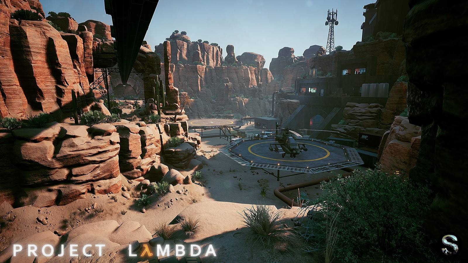 PROJECT LAMBDA: Half-Life is remade in Unreal Engine 4, and you can