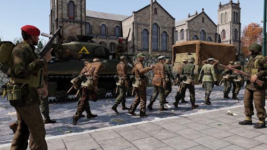 Arma3に第二次世界大戦を再現するIFA3 MOD