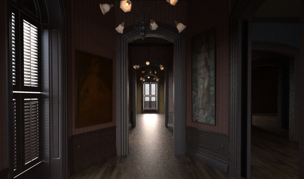 Stinson Lenz Freelance Design Wip The Addams Family