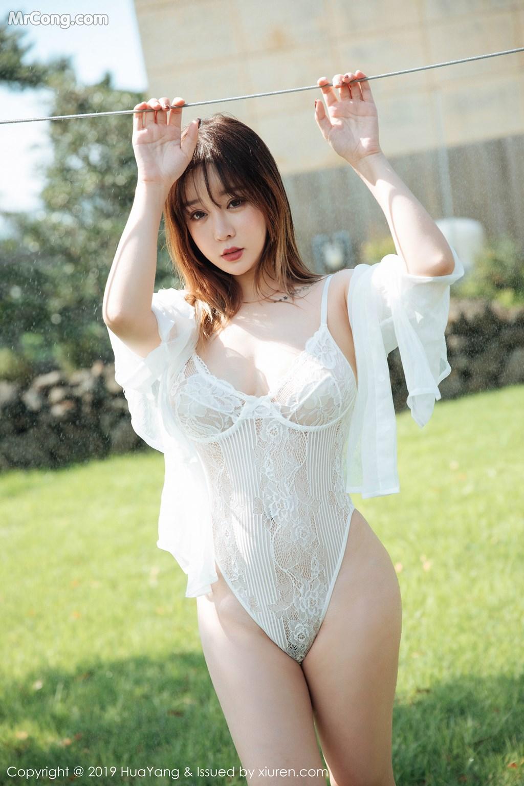 Image HuaYang-2019-05-08-Vol.138-Wang-Yu-Chun-MrCong.com-006 in post HuaYang 2019-05-08 Vol.138: Wang Yu Chun (王雨纯) (42 ảnh)