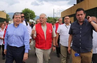 España aportará 50 millones de euros para paliar la crisis migratoria venezolana