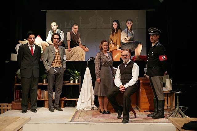 Actores de ltimo tren a Treblinka