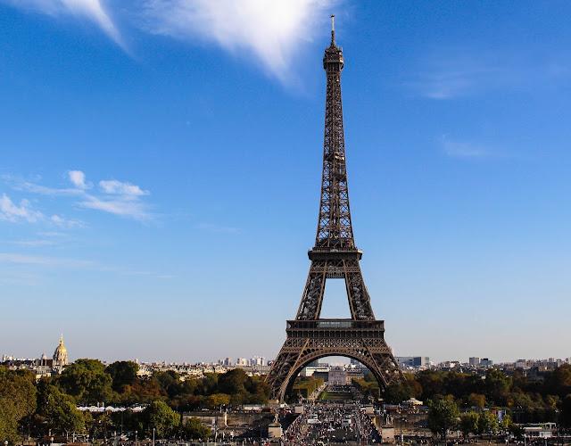 Photo de la Tour Eiffel à Paris