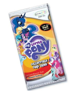 My Little Pony CCG Vol.10 Friends Forever Booster by Enterplay