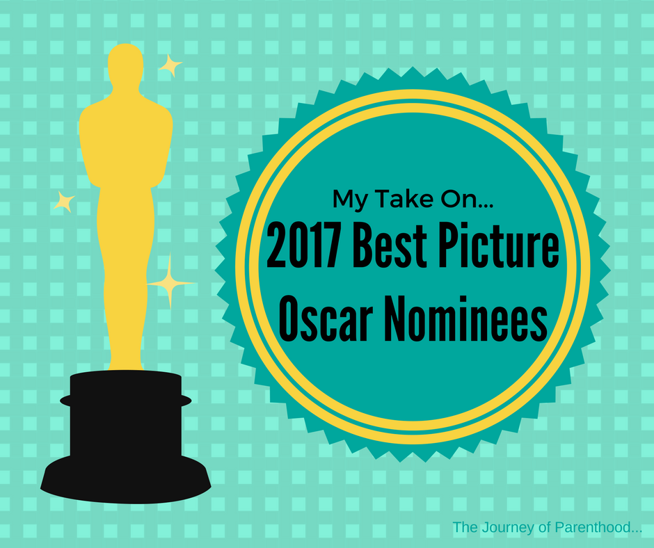 Best Picture Nominees: 2017