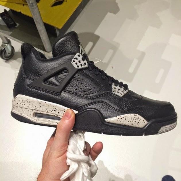 """43634d91e28b Brooklyn Kickz  Nike Air Jordan 4 """"Oreos"""""""