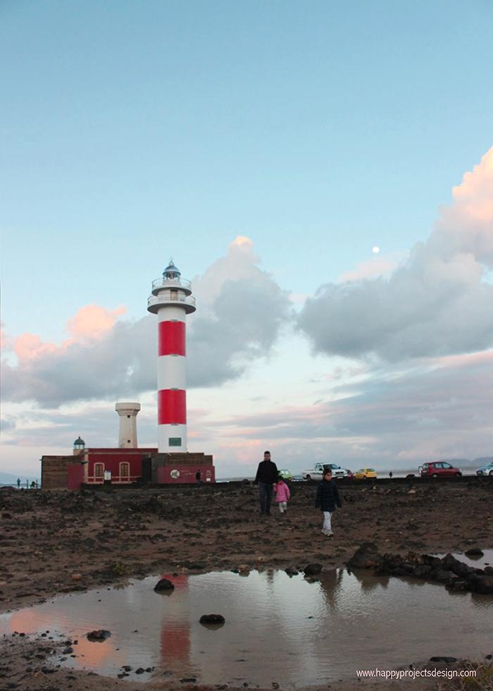 Fuerteventura: Faro del Tostón