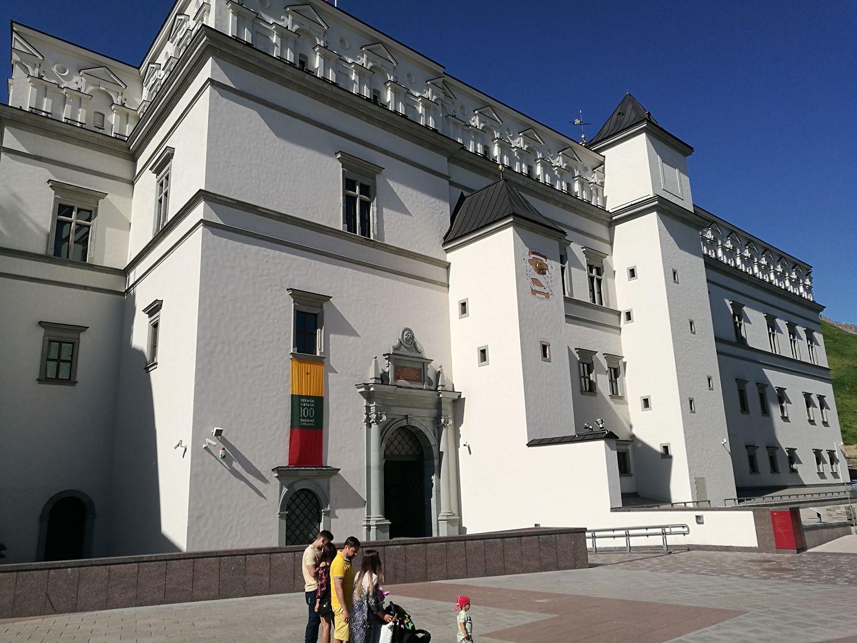 b6d365adc7a Kes Leedu pealinna satub, külastage kindlasti. Ja kuigi Eestis on sarnaste  koopiate tegemist üldjuhul välditud, erandiks vaid Paide vallitorn, ...