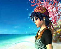 Serge - Chrono Cross do PS1
