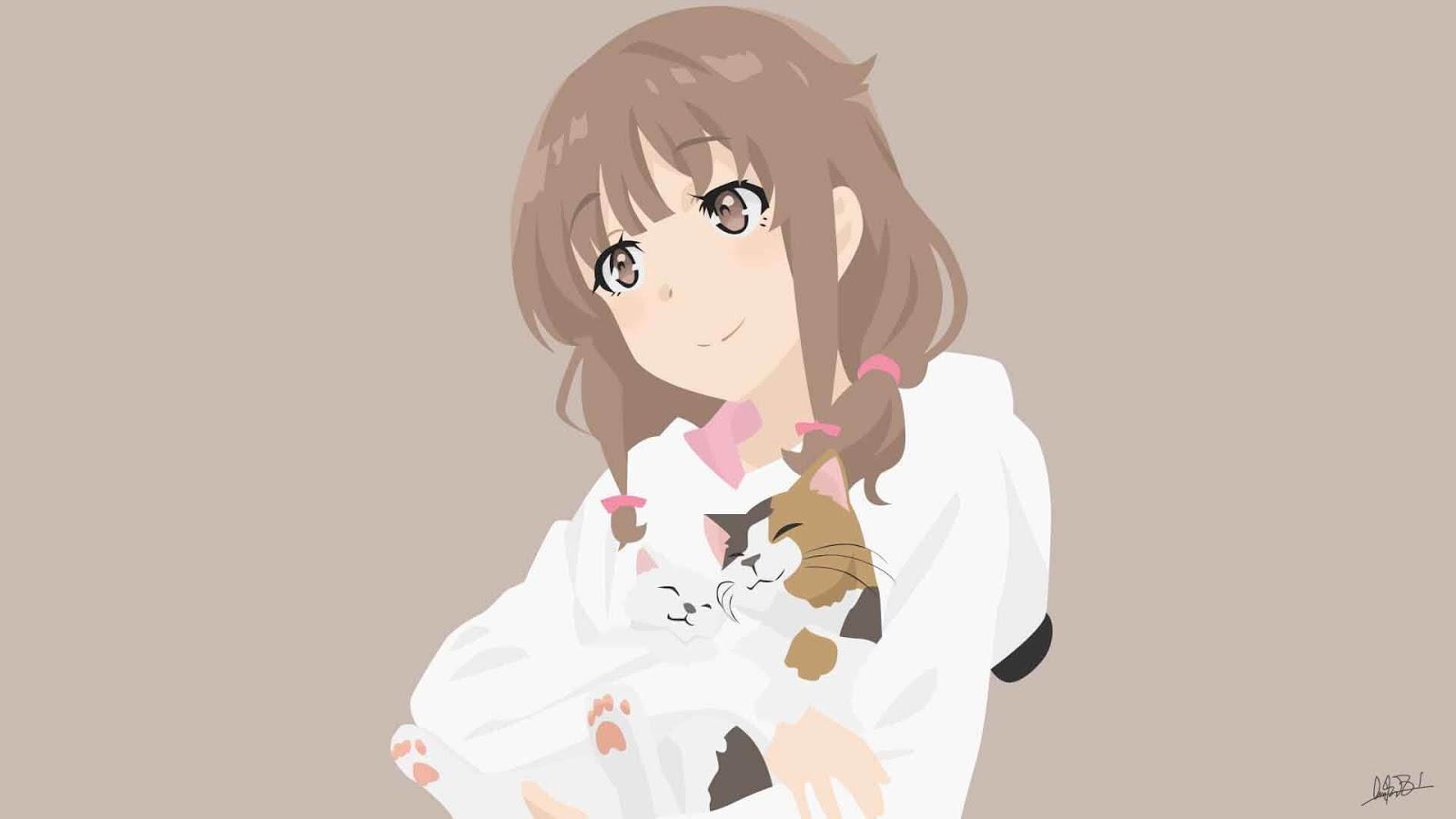 Azusagawa Kaede Seishun Buta Yarou Wa Bunny Girl Senpai No Yume