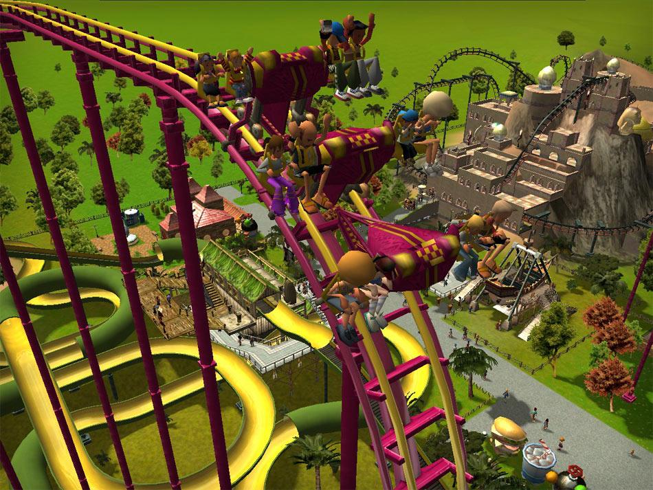 Download Rollercoaster Tycoon 3 Full Version Gratis