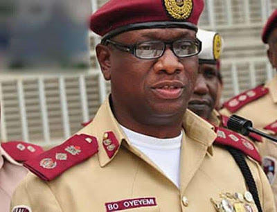 The Federal Road Safety Corps (FRSC) will on October first start the implementation of utilization of velocity limiters on every single business vehicle across the country. Corps Marshal of FRSC, Boboye Oyeyemi reported this amid a meeting held at the FRSC National Headquarters Abuja yesterday August tenth with partners from significant government organizations and street transport unions in participation.