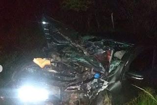 Colisão entre dois veículos no interior da PB deixa três feridos