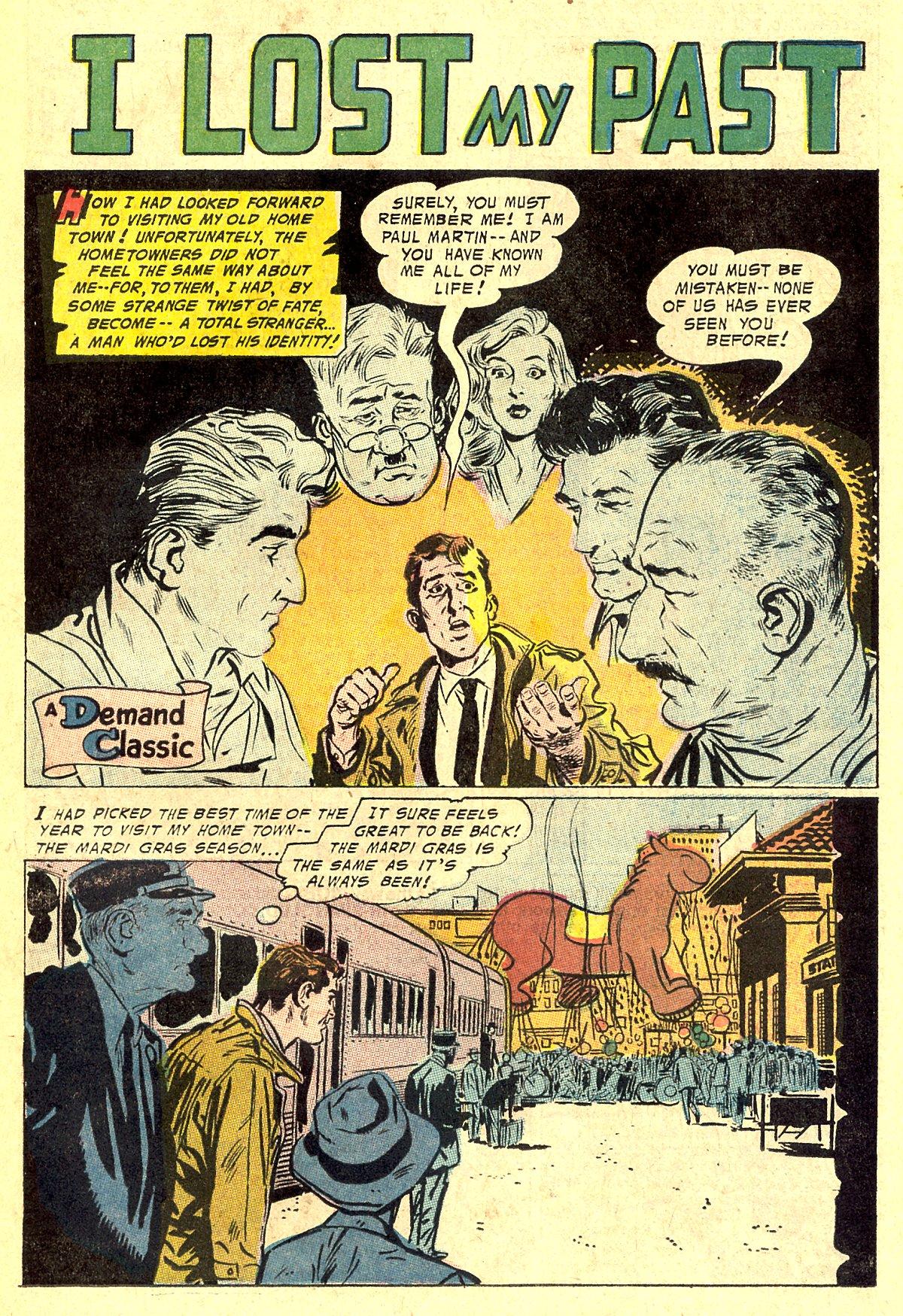 Strange Adventures (1950) issue 216 - Page 23