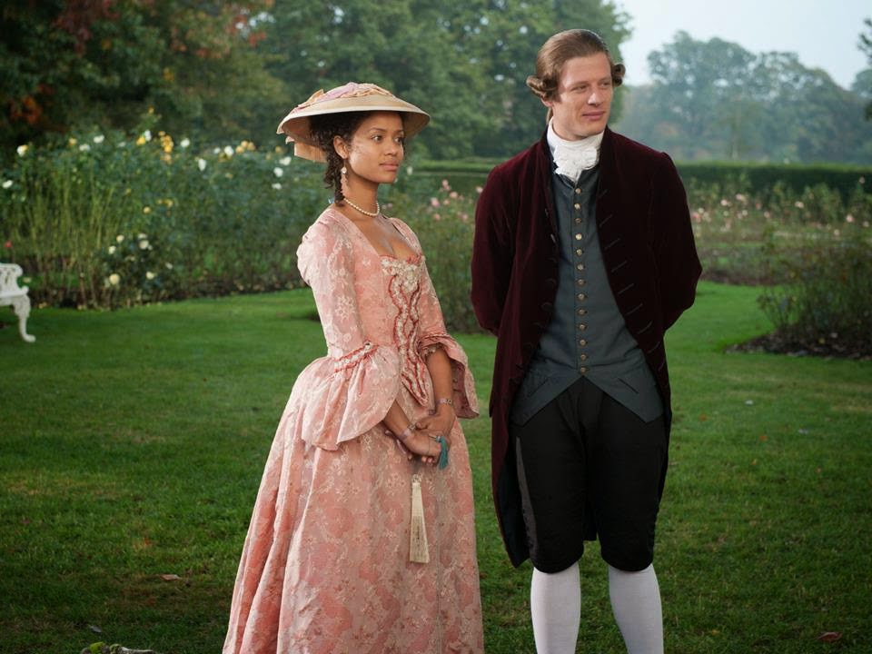 belle gugu mbatha-raw james norton