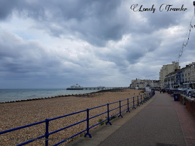 Eastbourne road walk