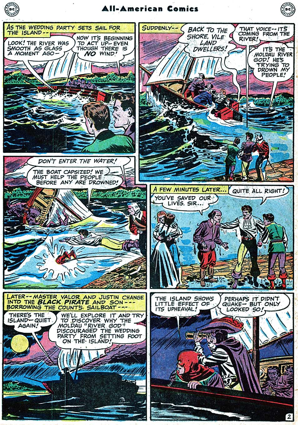 Read online All-American Comics (1939) comic -  Issue #98 - 18