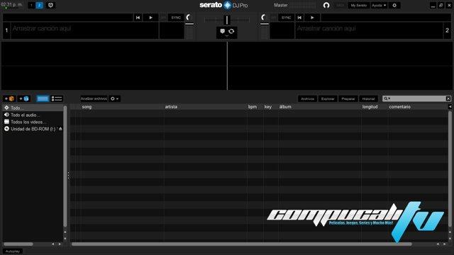 Serato DJ 2.0.5 Build 4558 Final Profesional Español