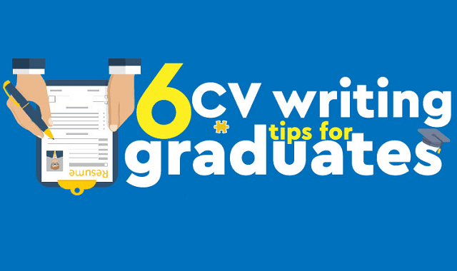 6 CV Writing Tips For Graduates