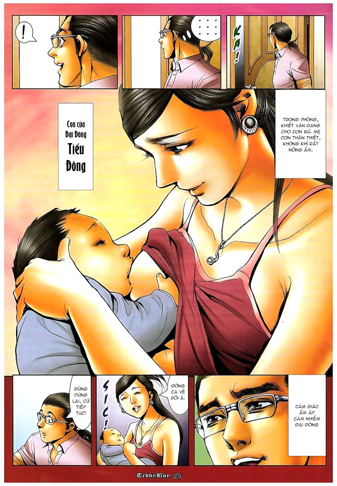 Người Trong Giang Hồ - Chapter 1206: Xúc Đại Đông - Pic 22