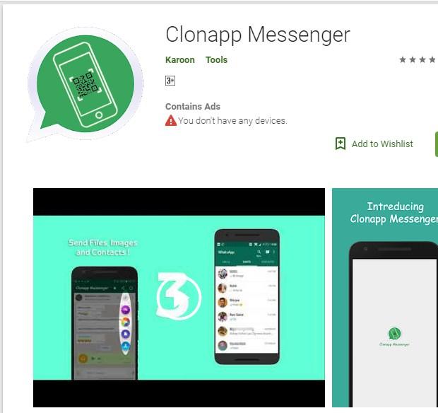 Cara Membobol Akun WA Orang Lain Via Clonapp Messenger Terbaru 2019