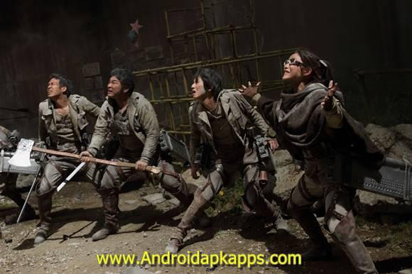 Shingeki no Kyojin Attack On Titan Live Action Sub Indo Terbaru Gratis Free Download