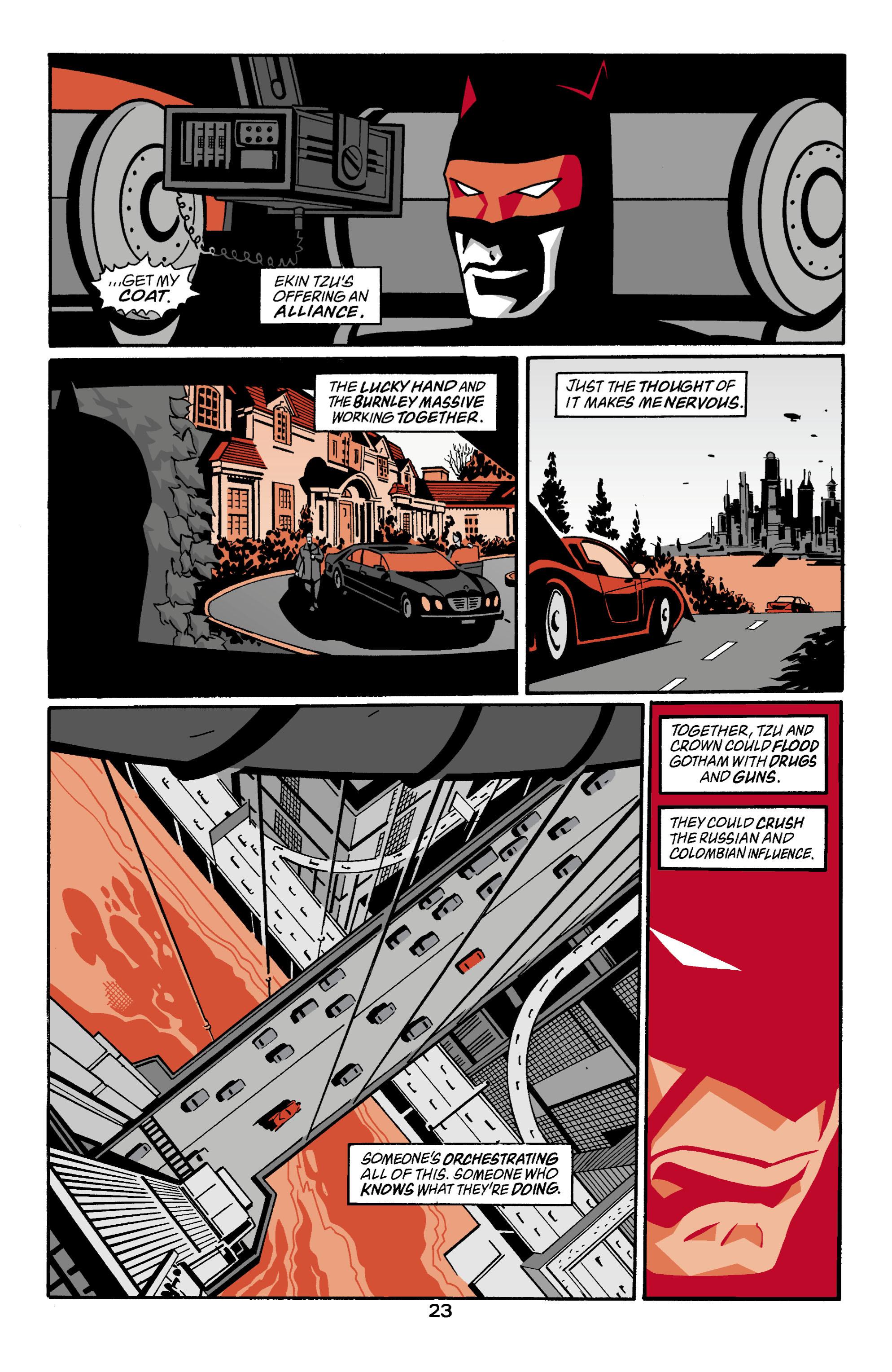 Detective Comics (1937) 744 Page 23