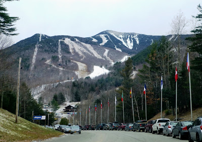 Whiteface opening day, Saturday 11/18/2017.  The Saratoga Skier and Hiker, first-hand accounts of adventures in the Adirondacks and beyond, and Gore Mountain ski blog.