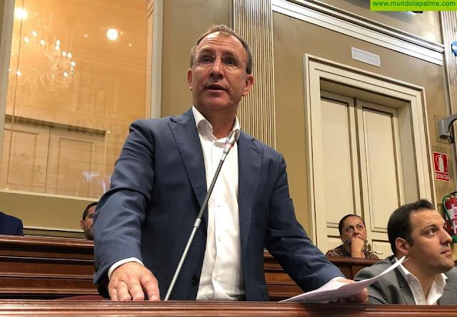 Sergio Rodríguez cuestiona la improvisación Gobierno de Canarias y la falta de comunicación con los ayuntamientos ante el inicio del curso