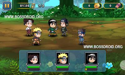 Game Ninja Rebirth: Shinobi War Mod v1.0.1 Apk for Android