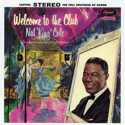 f 16 ace nat king cole welcome to the club 1959. Black Bedroom Furniture Sets. Home Design Ideas